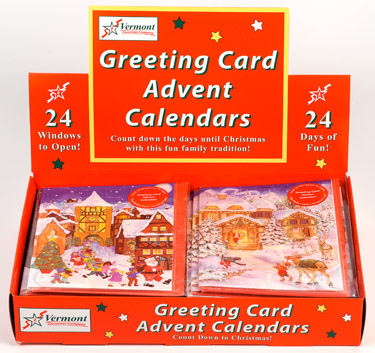Assorted Mini Advent Calendars