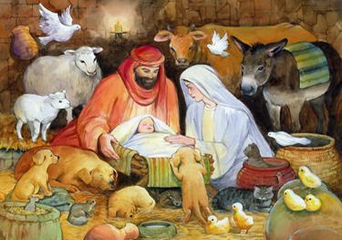 Adoring Animals Advent Calendar advent calendar, calendar, animals, advent season, christmas calendar,
