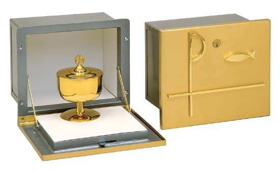 K117 Tabernacle Safe K117, Tabernacle Safe, exposition tabernacle
