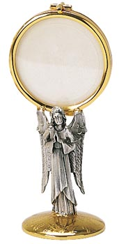 K1230 Chapel Monstrance K1230 Chapel Monstrance, monstrance, ostensorium, luna, thabor, exposition, host, chapel monstrance