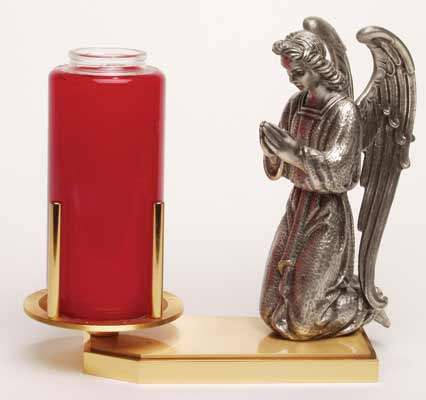 K202 Devotional Candle Holder K202,sanctuary lamp, sanctuary light, sanctuary, lamp, light, wall sanctuary lamp, altar sanctuary lamp, table top sanctuary lamp, sanctuary lamp base, protector top,votive stand,devotional candle holder,devotional stand,electric sanctuary lamp