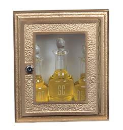 K22 Ambry K22 Ambry, ambry set, holy oil, chrismatory set, chrismatory oil