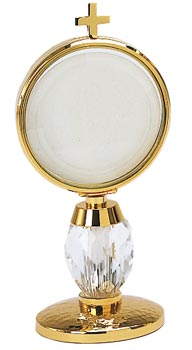 K2269 Chapel Monstrance K2269 Chapel Monstrance, monstrance, ostensorium, luna, thabor, exposition, host, chapel monstrance