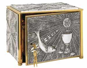 K2536 Tabernacle K2536, Tabernacle, exposition tabernacle