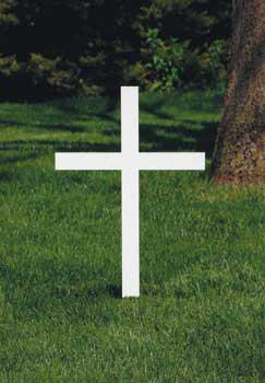 K4055 Memorial Cross K4055 Memorial Cross