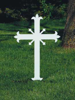 K4057 Memorial Cross K4057 Memorial Cross