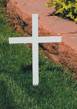 K4155 Miniature Memorial Cross K4155 Miniature Memorial Cross