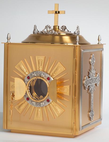 K672 Tabernacle K672, Tabernacle, exposition tabernacle