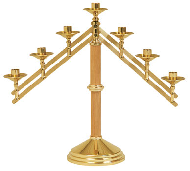 K752 Altar Candelabra K752 Altar Candelabra