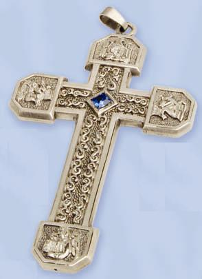 K898 Pectoral Cross K898 Pectoral Cross