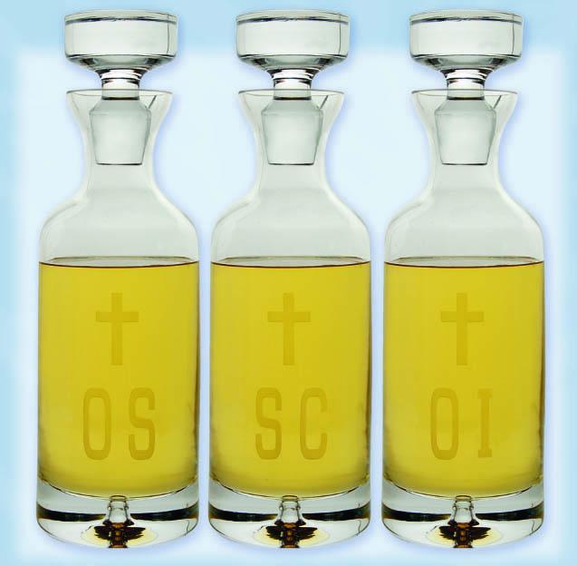 K969 Ambry Set K969 Ambry Set, ambry set, holy oil, chrismatory set, chrismatory oil