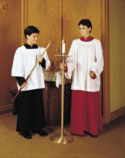 RJ Toomey Full Cut Server Cassock RJ Toomey Full Cut Server Cassock,600F,620F,610F