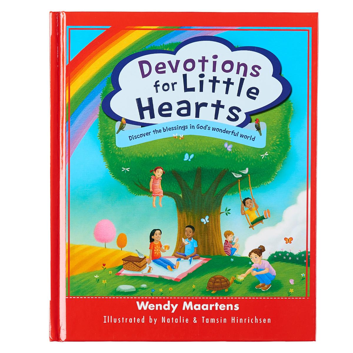 Devotions for Little Hearts KDS514, devotion book, childrens book, prayer book, childs gift, prayer gift