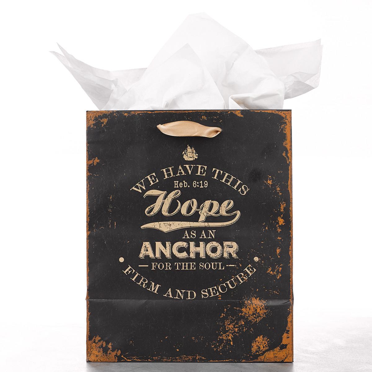 We Have this Hope Medium Gift Bag gift bag, medium gift bag, tissue and bag, gift wrap, GBA038