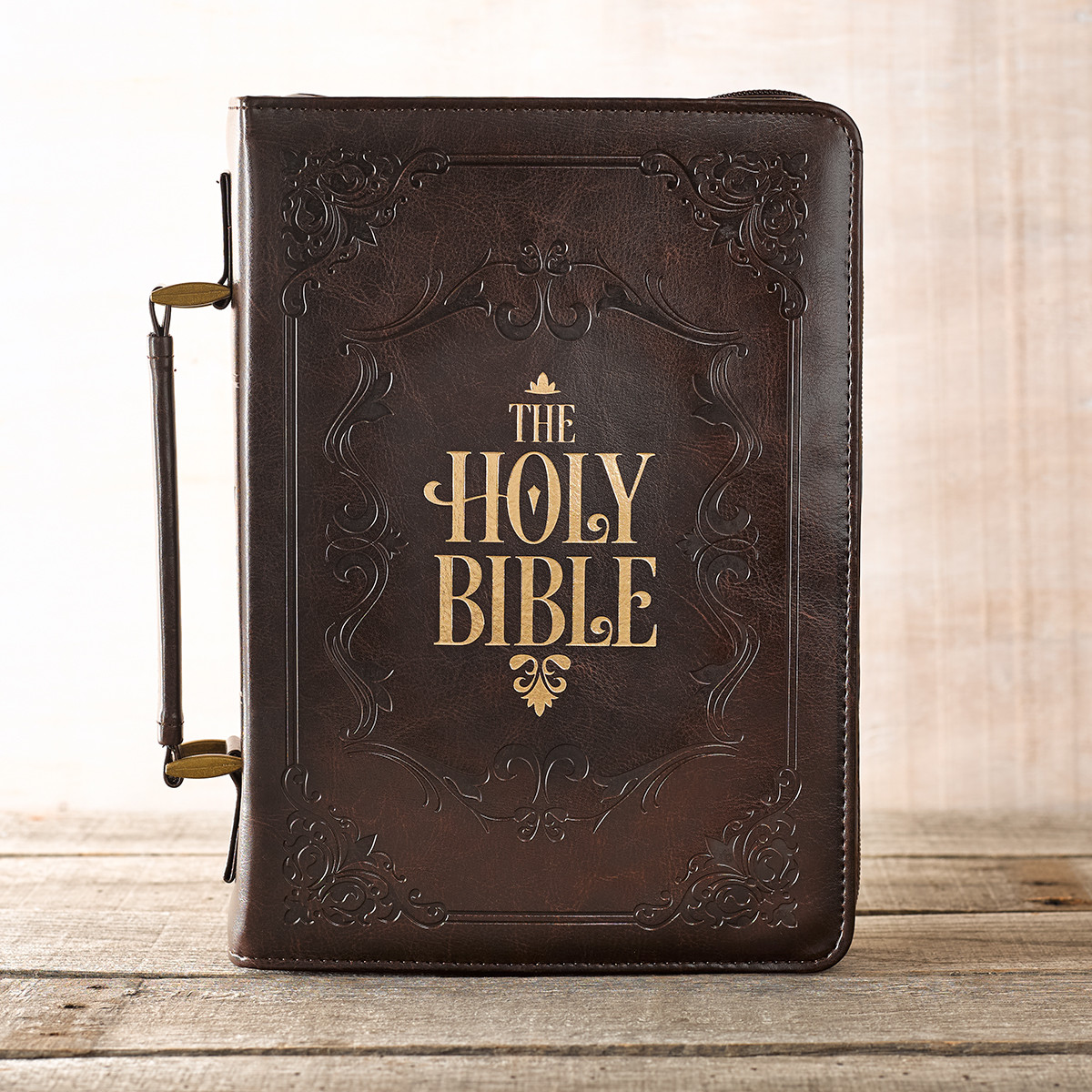 Large Holy Bible Bible Cover bible cover, large bible cover, book cover, zipper cover, religious bible cover, The Holy Bible,BBL570