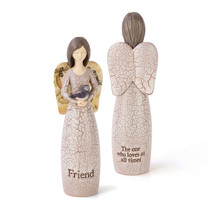 Friend Angel Blessing angel figure, angel, statue, figurine, special gift, sacramental gift, angel item, friend, friendship,13732