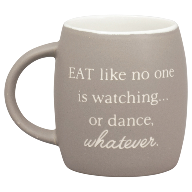 Eat Whatever Mug coffee mug, tea mug, message mug, gift, cup gift, inspirational gift, humerous gift, mother, 64654