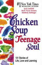 Chicken Soup For Teenage Soul chicken soup, jack canfield, teen stories, youth prayer book, youth gift, boy gift, girl gift, confirmation gift, sacramental gift, prayers, scripture readings, faith inspired, bible, religious books, inspirational reading, youth prayers