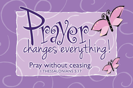 Pass It On-Prayer Changes Everything 29123, message cards, holy cards, bookmarks, prayer cards, thougts, card to share, group gifts, inspirational gift, sacramental gifts,