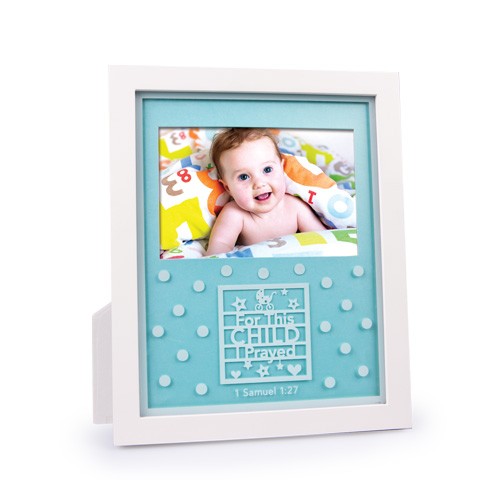 "10"" For This Child Frame baby plaque, wall plaque, baby shower gift, new baby gift, baby room, photo frame, baby frame,17608"