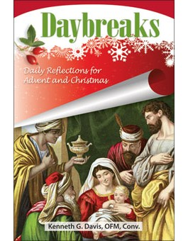 Daybreaks: Daily Reflections for Advent and Christmas advent books, books, prayer book, preparation books, christmas book, seasonal book, advent stories, advent for children, 978-0-7648-1820-2, 9780764818202