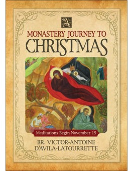 A Monastery Journey to Christmas advent books, books, prayer book, preparation books, christmas book, seasonal book, advent stories, 978-0-7648-2081-6, 9780764820816