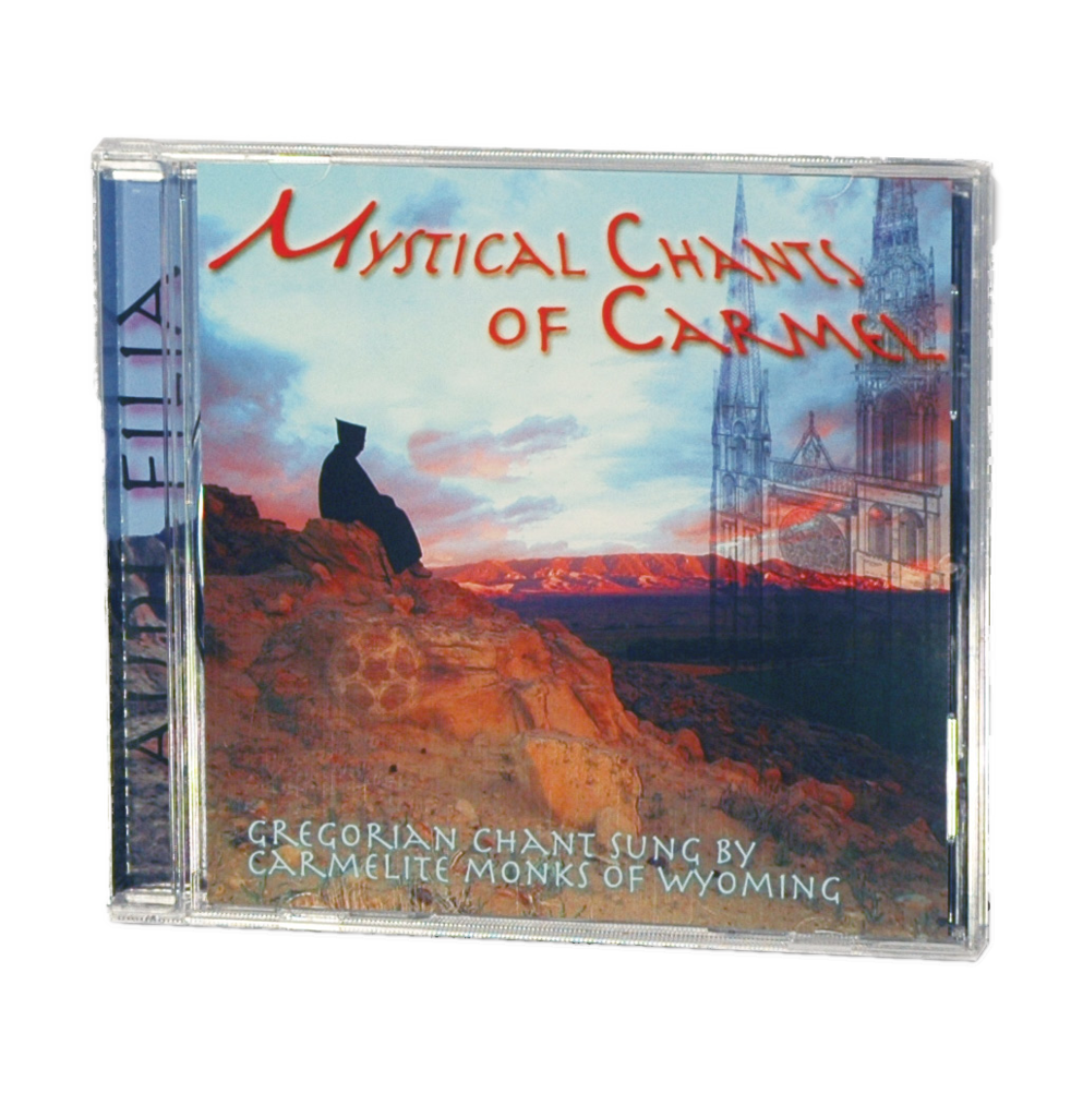 Mystic Monk Mystical Chants of Carmel CD CD, monk  chants, music, mystic monk chants,