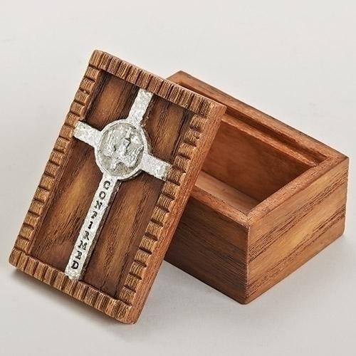 Confirmation Keepsake Box 42310, keepsake box, confirmation, confirmation gift, holy spirit,