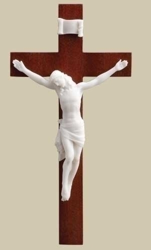 Classic Crucifix classic,  cross, curcifix, wall cross, wall crucifix, home cross, church cross, 42510, joseph studio