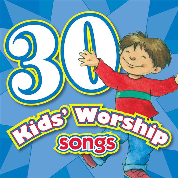 30 Kids%27 Worship Songs 978-1-63058-814-6, bible songs, baby cd, baby music, baby gift, shower gift, music, cd, 8144
