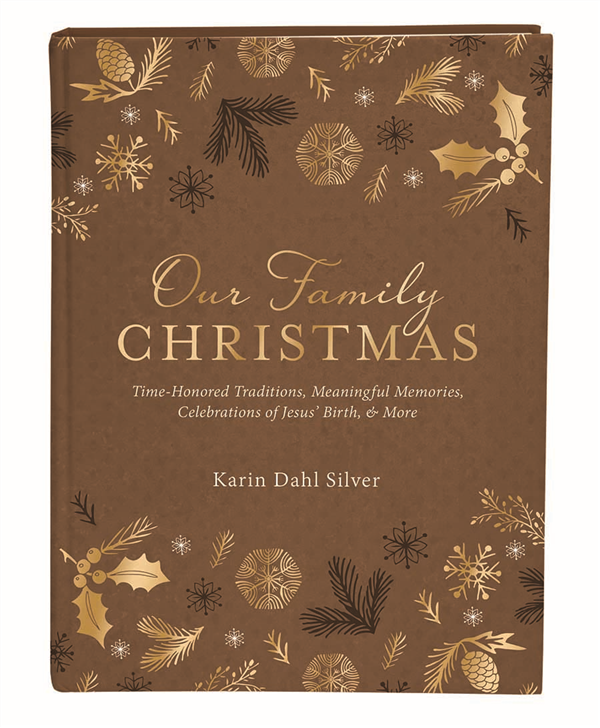 Our Family Christmas 978-1-63409-323-1 ,holiday book, christmas book, family book, christmas gift, holiday gift, blessings book,3231