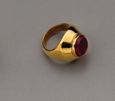 762 Bishop%27s Ring bishop ring, purple stone, gold ring, silver ring, gold plated, bishop appointments, 762, artistic silver, molina