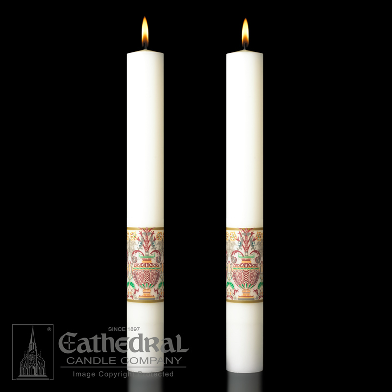Investiture™ Complementing Altar Candles Investiture™ Complementing Altar Candles,80986625,80986626,80986655,80986656