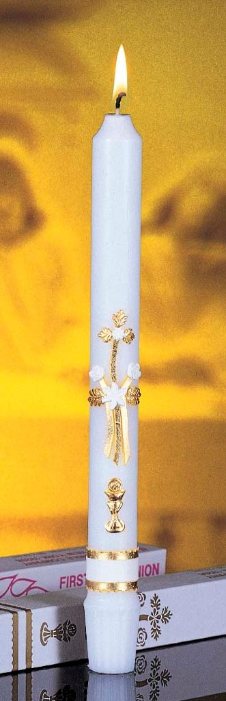 First Holy Communion Candle - 68745