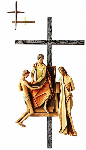 Set of 14 Stations of the Cross