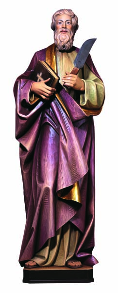 St. Bartholomew the Apostle Statue
