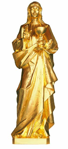 St. John the Apostle Statue