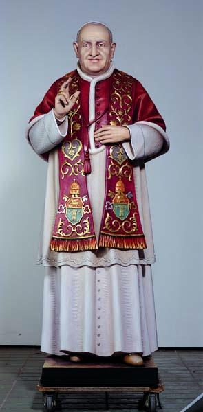 Pope John XXIII Statue