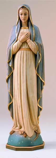 Blessed Virgin Statue