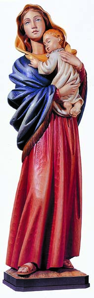 """Madonna della Strada """"by Ferruzzi"""" Statue"""