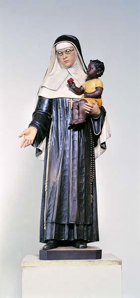 Mother Katharine Drexel Statue