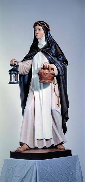 St. Catherine of Siena Statue