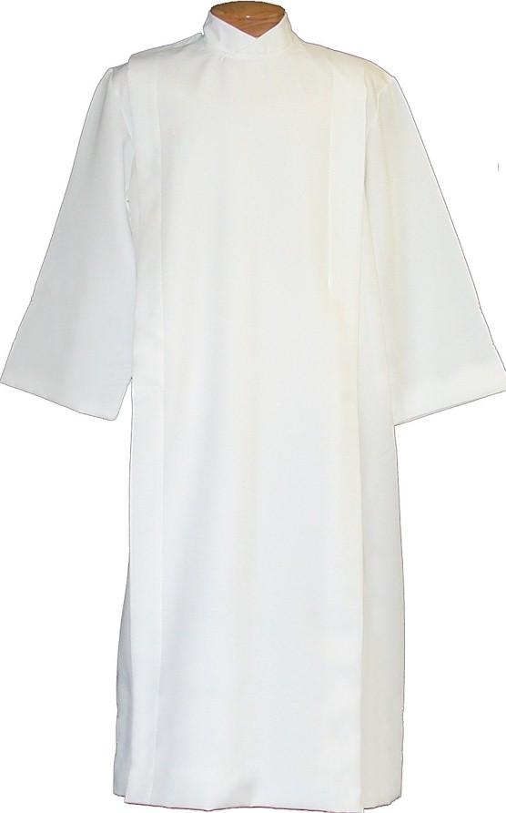 4336 Clergy Alb alb, monks cloth, linen weave, mens albs, church supplies, 4336, gaiser, beau veste