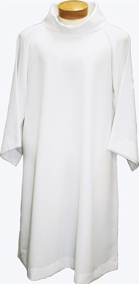 560 Altar Server Alb server alb, euro style, server apparel, linen alb, capuche, gaiser, beau veste, 560