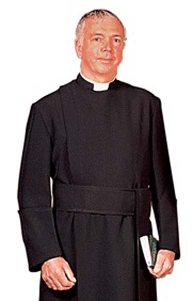 RJ Toomey Anglican Year Rounder Cassock with Cincture RJ Toomey Anglican Year Rounder Cassock with Cincture, 400