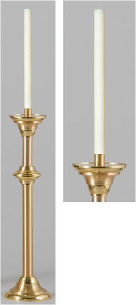 1934 Processional Candlesticks 1934 Processional Candlesticks