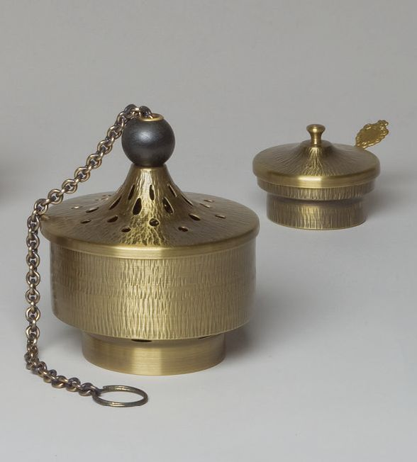2672 Censer and Boat 2672 Censer and Boat